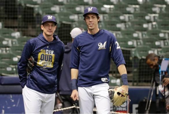 Brewers lose late to braves brew crew blog