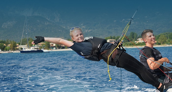 Becoming a high performance water sport coach.