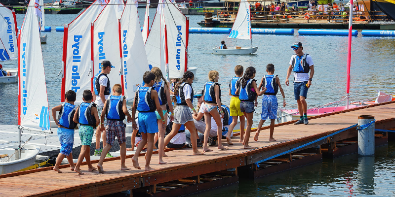Time Management Strategies for Successful water sport instructor.